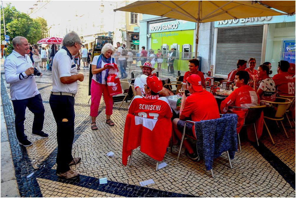 Swiss Team  Fans