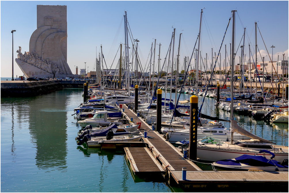 Monument and Marina
