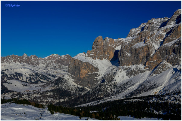 Dolomiti Mountains
