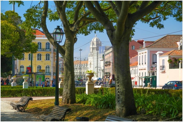 Postcard from Lisbon