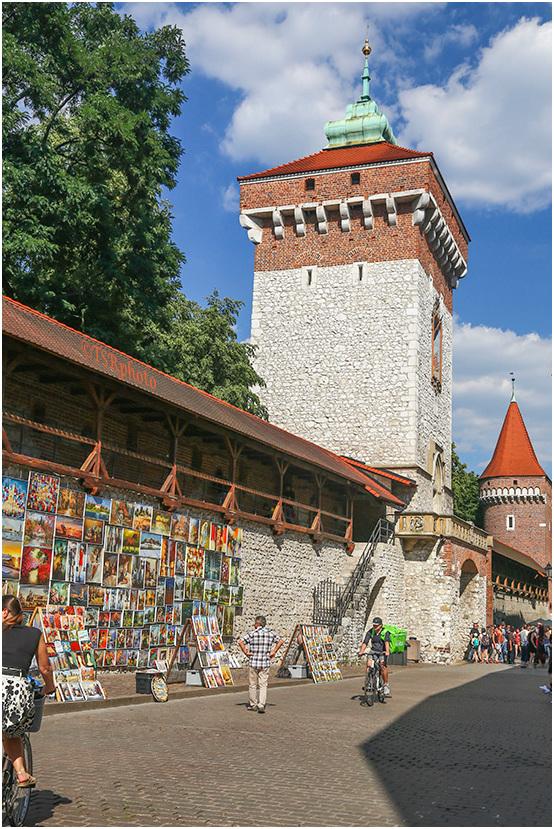 Street of Painters