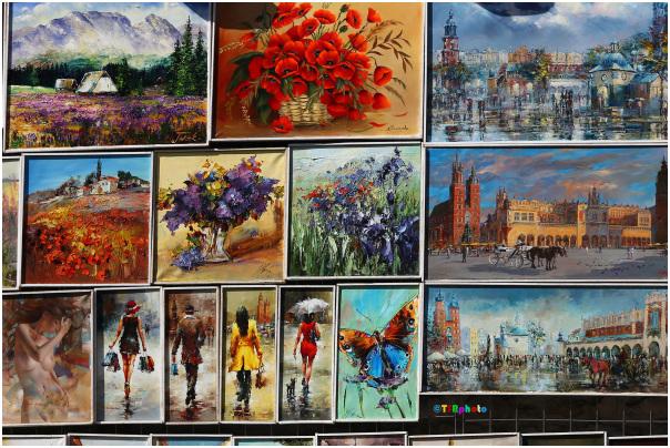 Street of Painters 3