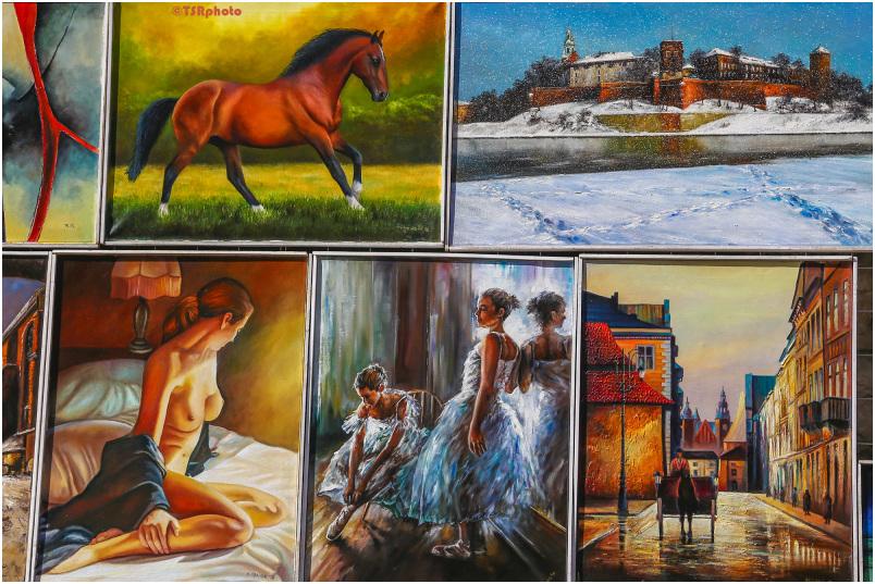 Street of Painters 4