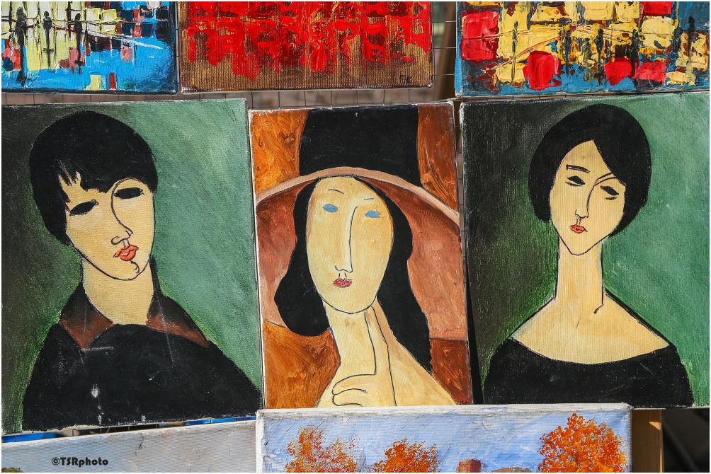 Street of Painters 7