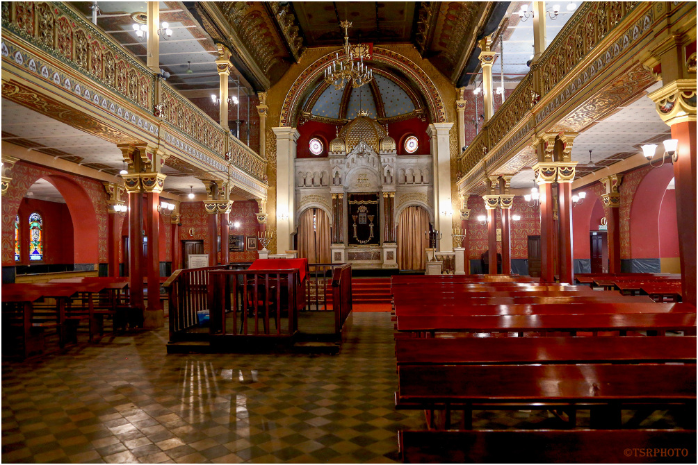Synagogue inside