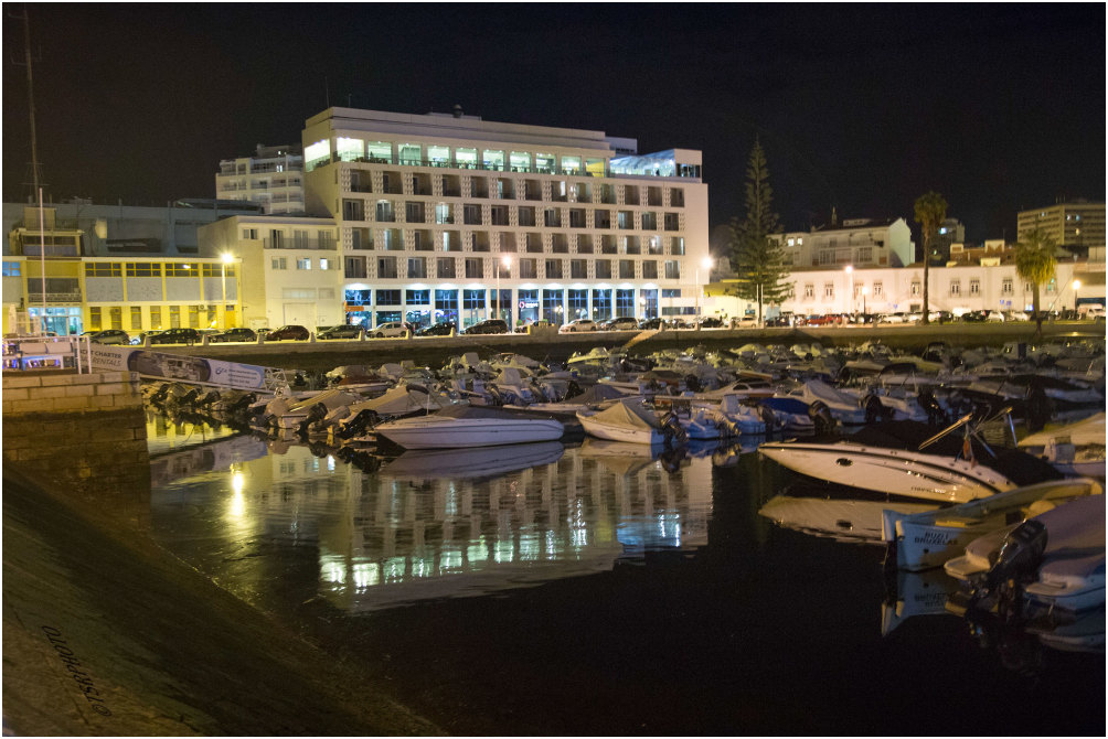 Faro; Marina
