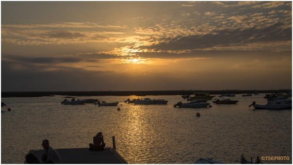 Sunset ,Faro