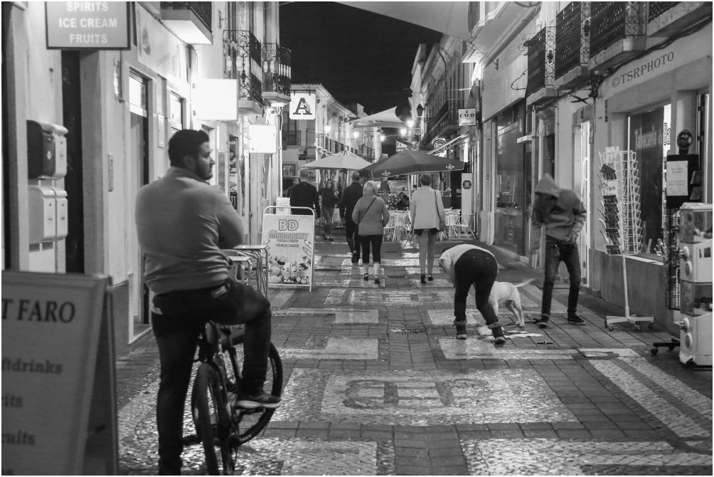 Faro by Night