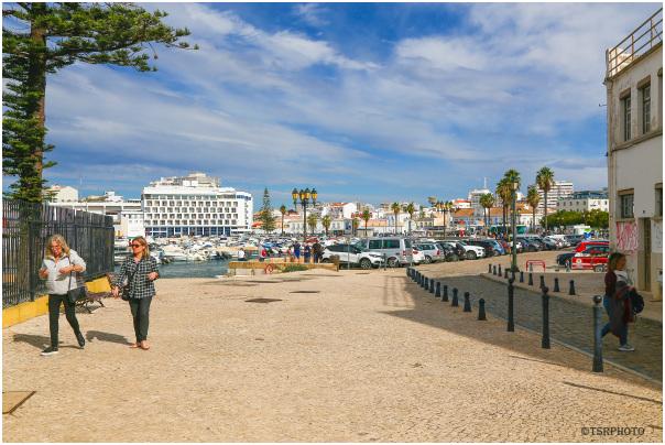 Faro, Sunny Day