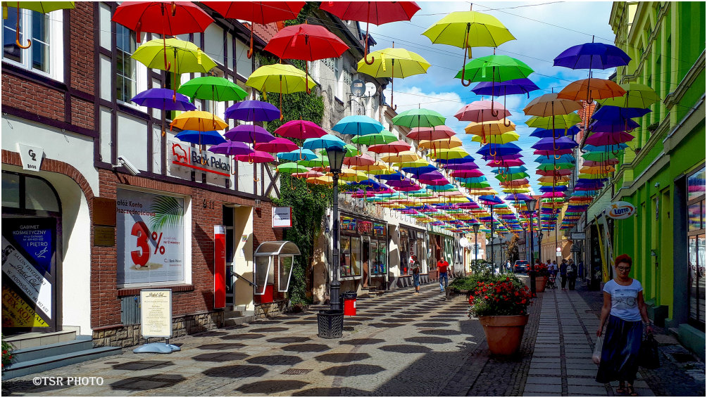Colorful Umbrellas :-)