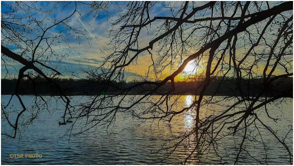 Walking around the Lake 3
