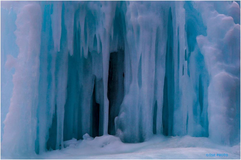 Ice atmosphere