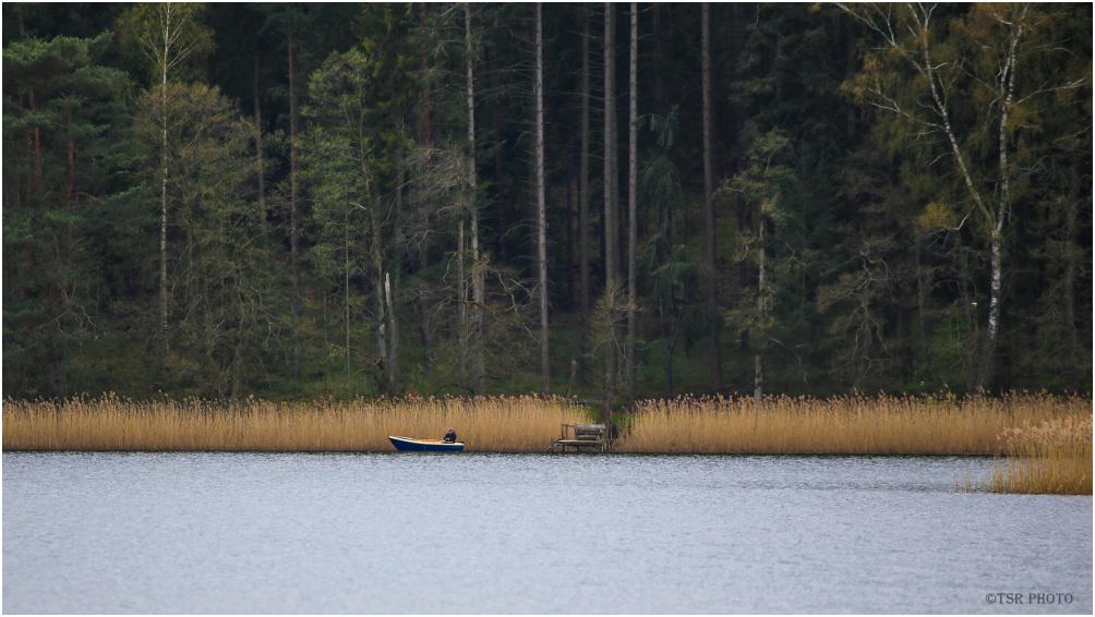 Loneliness of  Fisherman