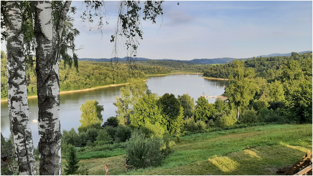 Lake Solina