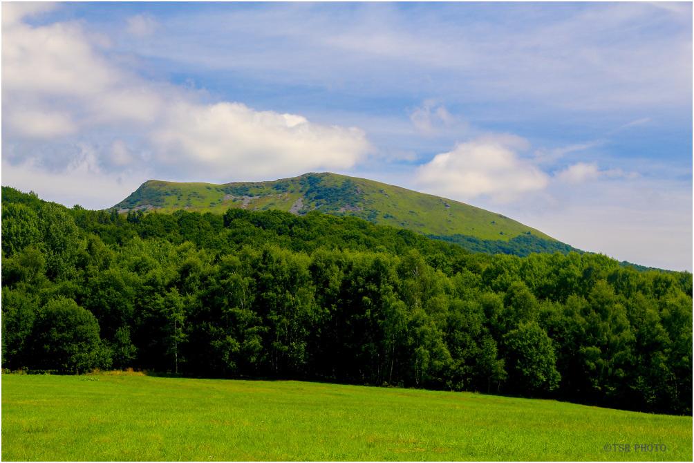 Mountain Range - Bieszczady 2