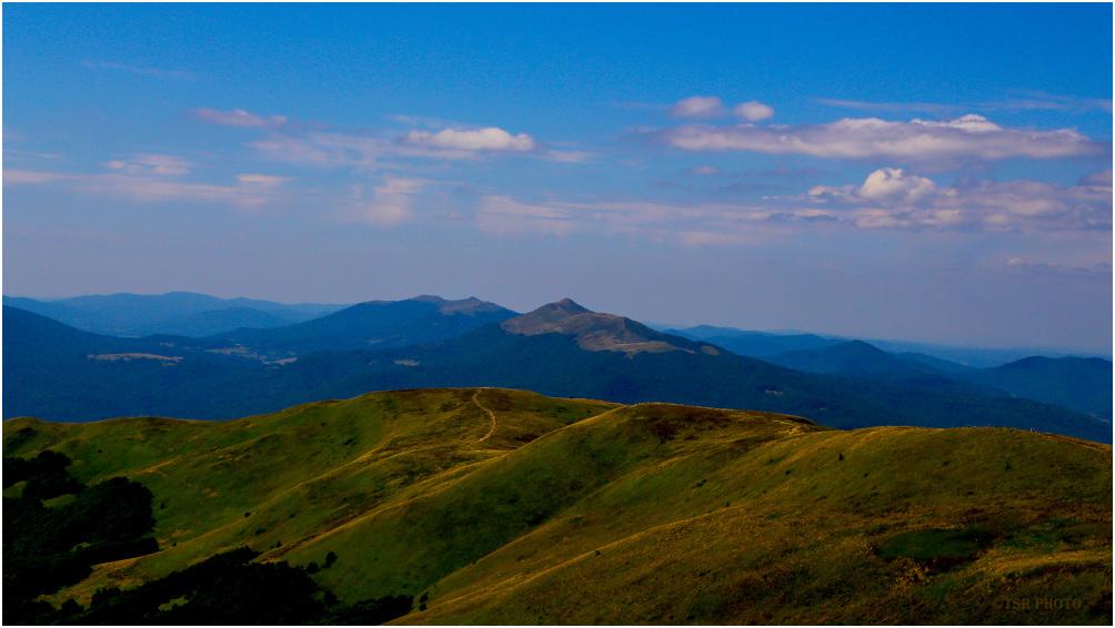 Mountain Range - Bieszczady 4