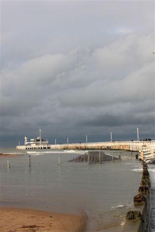 De Pier in Oostende.