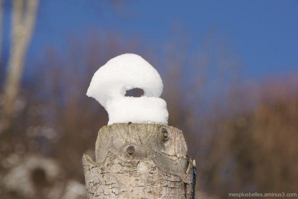 Coup de chapeau !