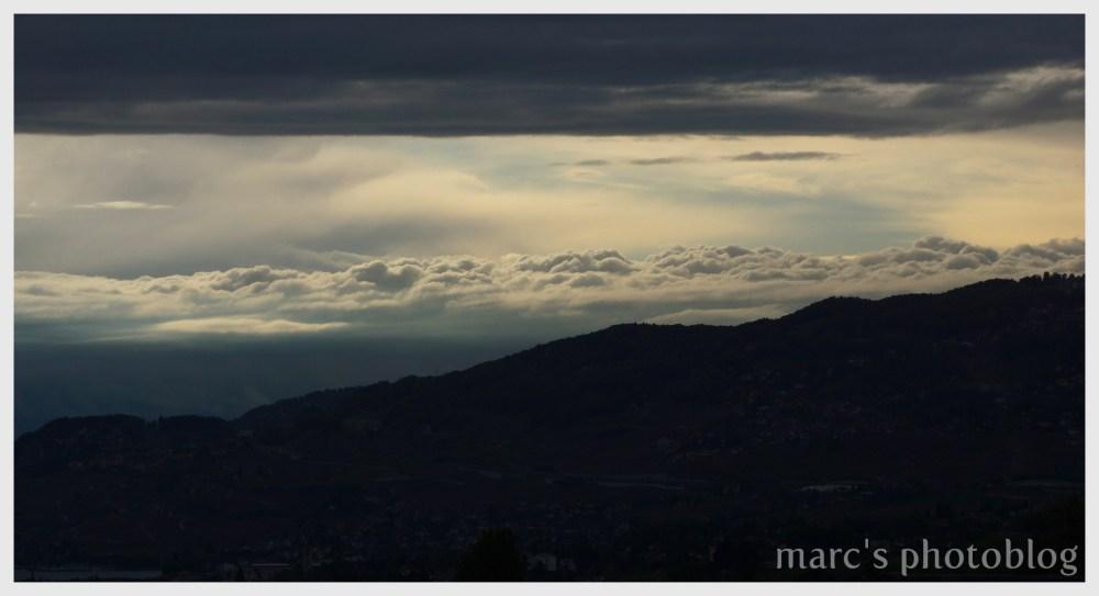 nuages moutonneux