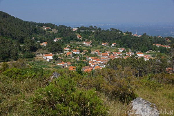le petit village de montagne