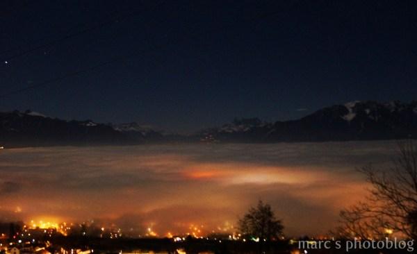 la magie de la mer de brouillard (suite)