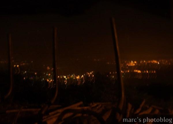 le monstre nocturne