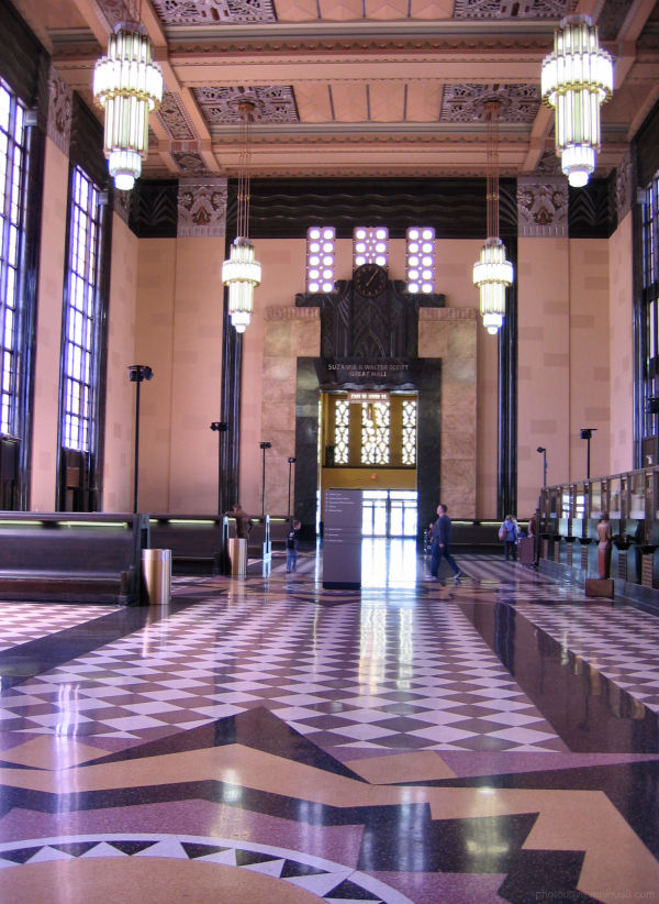 All Aboard, Omaha Union Station