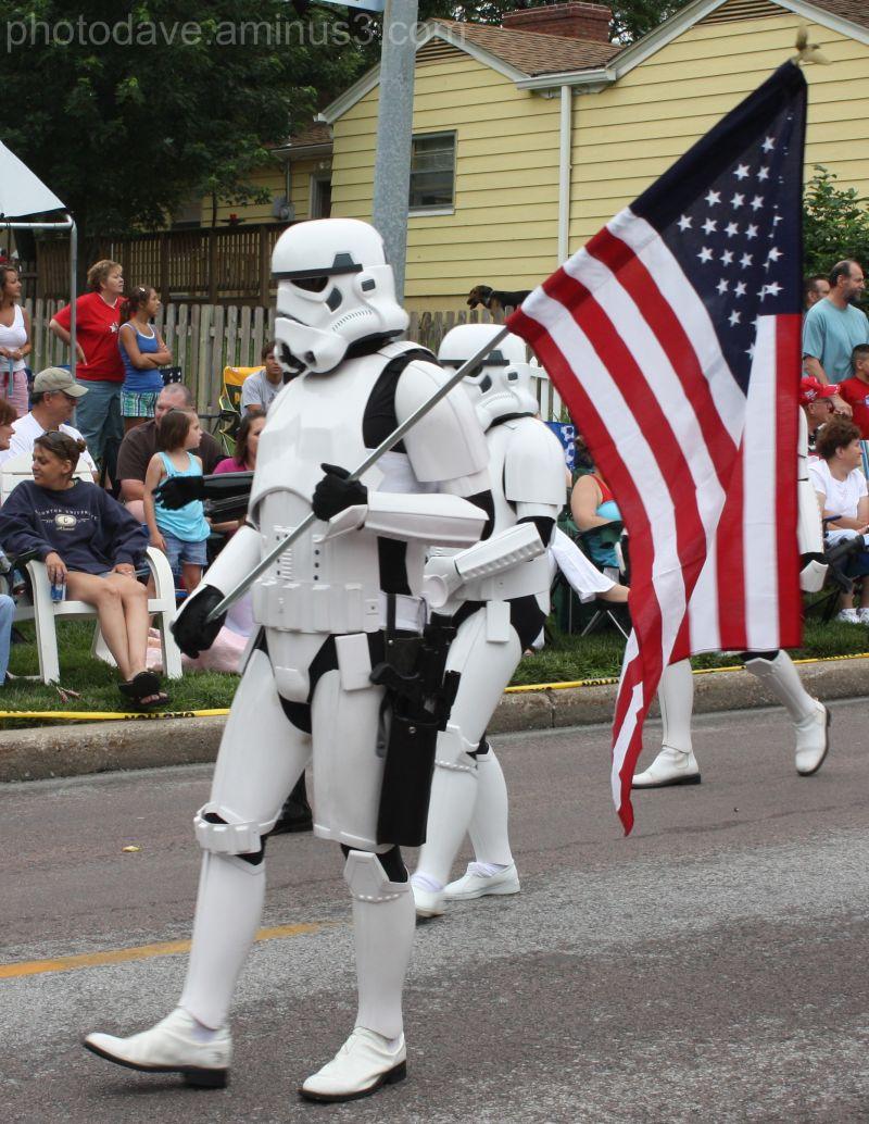 Patriotic Trooper