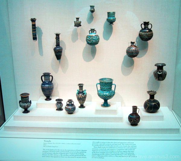 Ancient Vessels