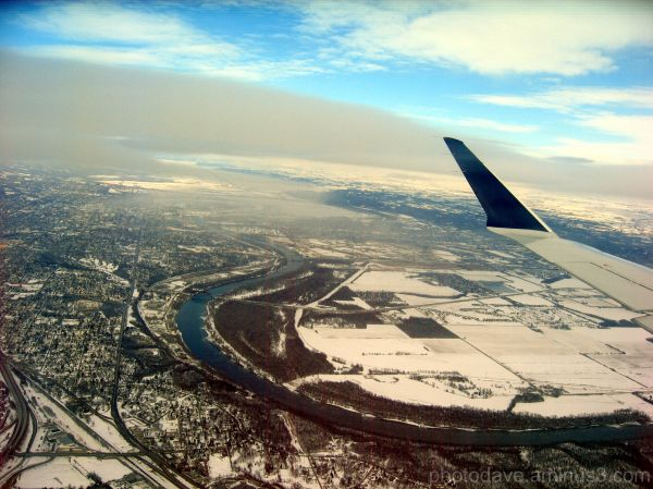Icy Times of the Missouri River