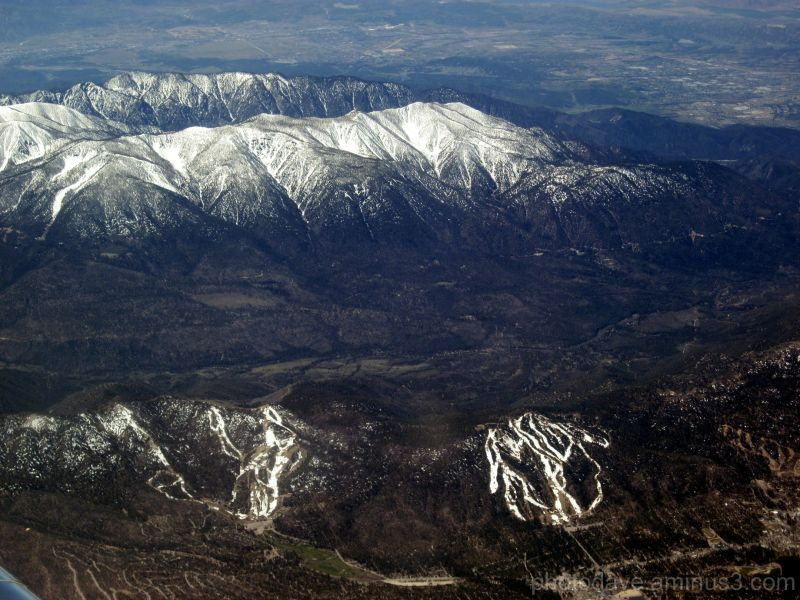 Mountains in the West