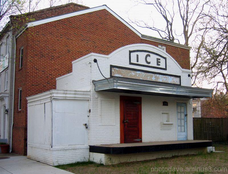 Old Ice House Alexandria, VA
