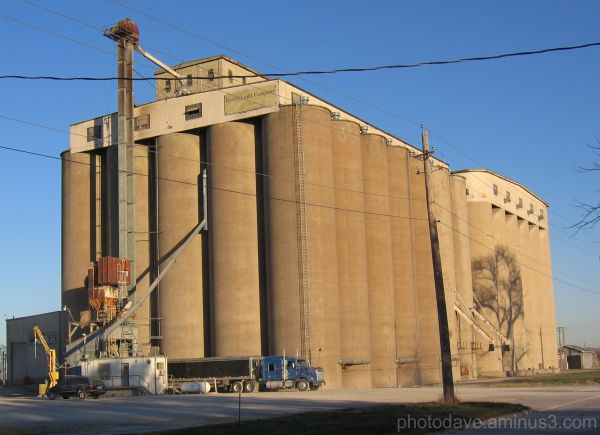 Midwest Grain Elevator