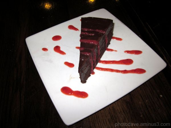 Yummy Dessert at Dante's in Omaha
