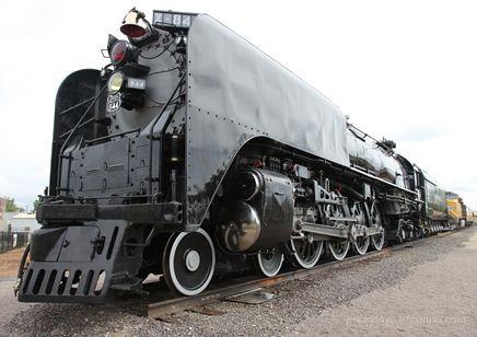 Powerful Locomotive