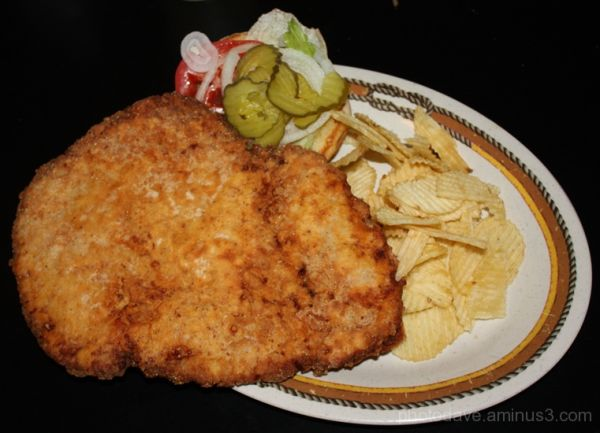 Real Food for Real People Pork Tenderloin Sandwich