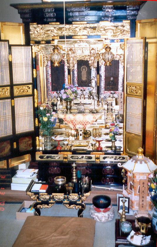 In-Home Shrine