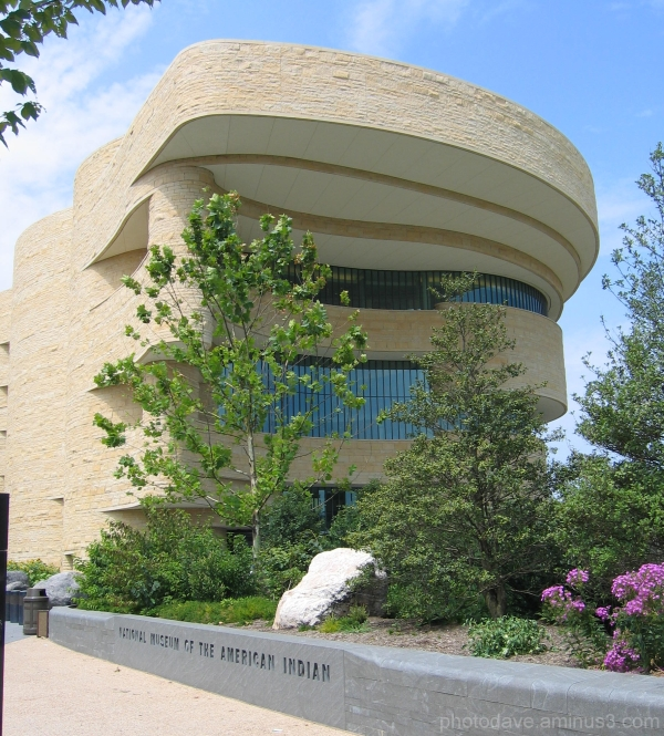 American Indian Museum in Washington DC