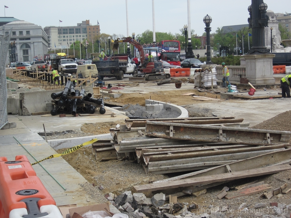 Work at DC Union Station