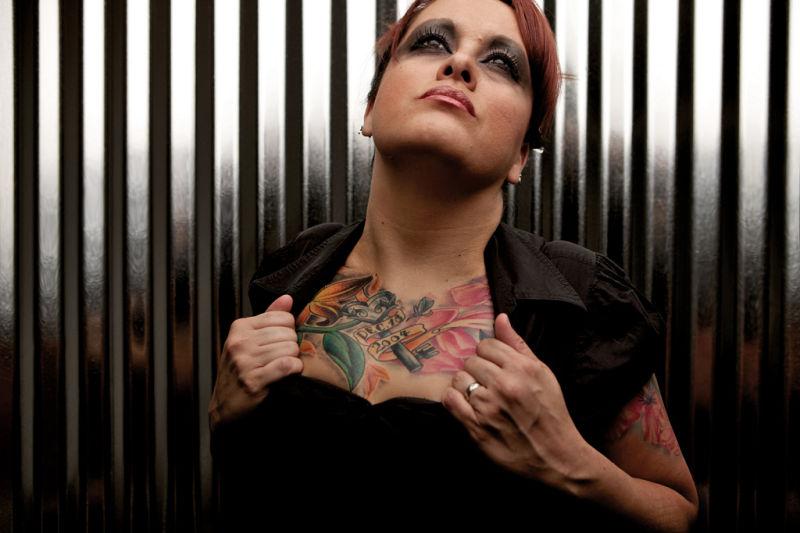 Tattoo of love