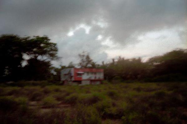 La maison de la plage des Salines