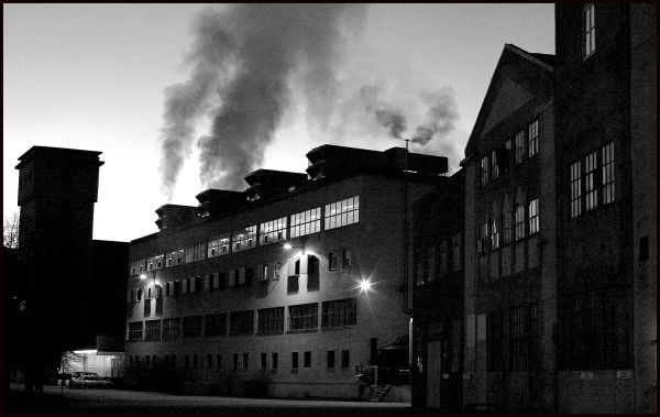 Industry in Notodden