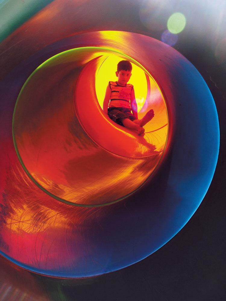 Life Slide