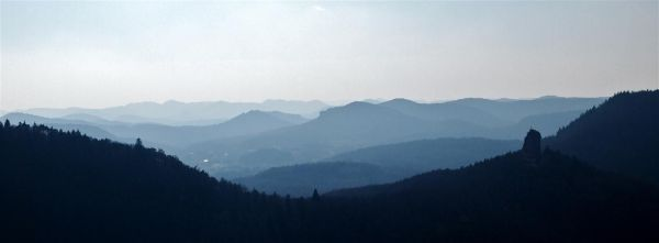 View from Trifels 2
