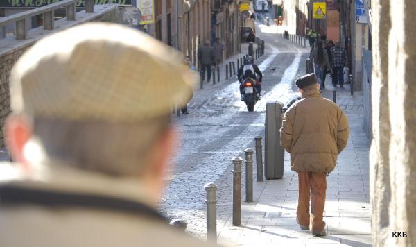 Street view, Lavapiés
