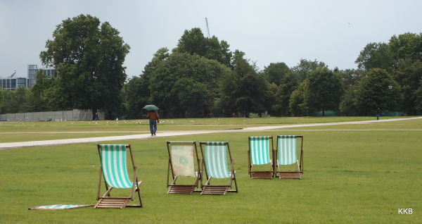 Hyde Park, July 2011