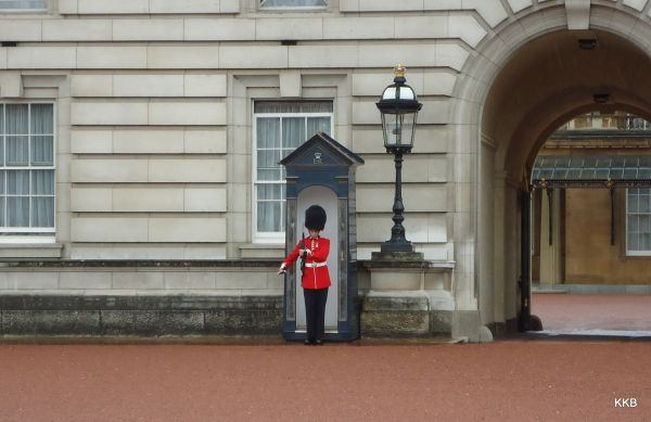 Buckingham Palace, London 2011