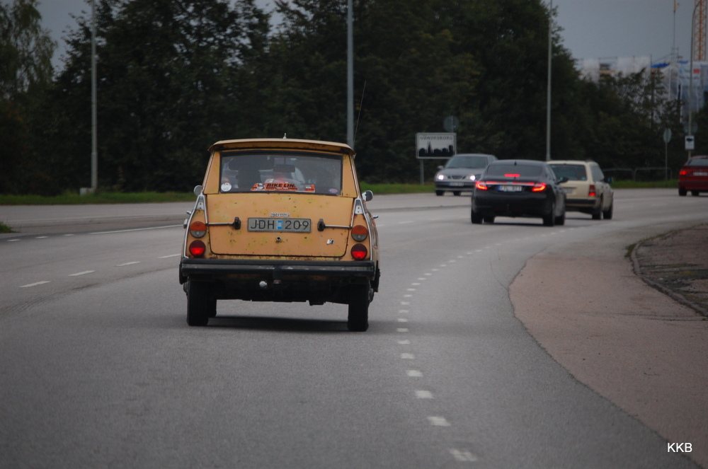 A SAAB from the past