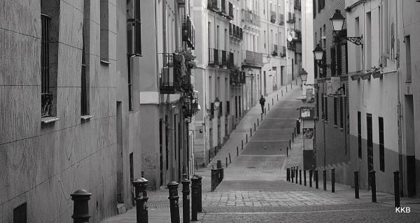 Madrid - street view