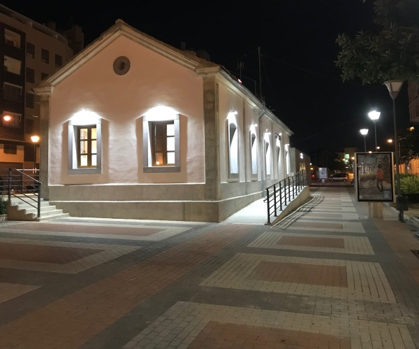Tramway Station El Campello